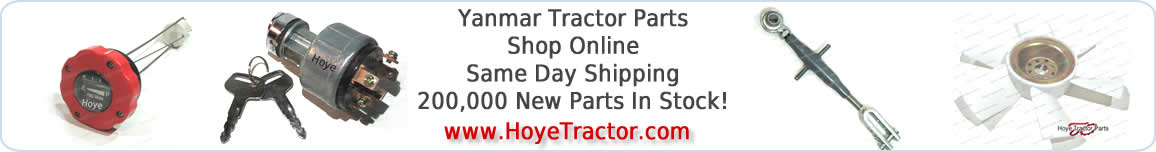 Specs, Capacities, Other - Yanmar Tractor Support Message Board
